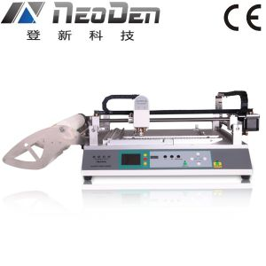 TM240A Desktop Pick and Place Machine for SMT Product Line pictures & photos