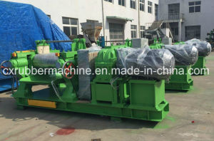 Xk-560 Open Rubber Mixing Mill for Plastic and Rubber pictures & photos
