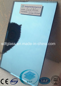 Ford Blue Float Glass Silver Mirror