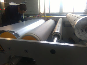 Self Adhesive Tape Label Material Coating Machine pictures & photos