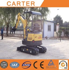 CT16-9bp Hydraulic Multifunction Crawler Mini Excavator with Zero Tail and Retractable Chassis pictures & photos