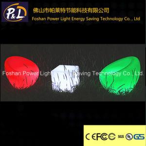 LED Lighted PE Beautiful Single Sofa pictures & photos