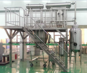 Milk Vacuum Evaporator Condensed Milk Evaporator (ACE-ZFQ-7J) pictures & photos