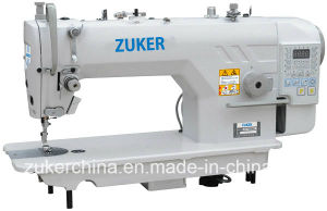 Zuker Computer Lockstitch Industrial Sewing Machine with Auto-Trimmer (ZK9000D-D3)