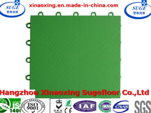 Colorful PP Modular Outdoor Court Floor Basketball Sport Flooring pictures & photos