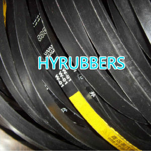 Rubber Banded V Belt, Industrial Banded V Belt pictures & photos