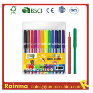 Water Color Felt Pen for School Stationery pictures & photos