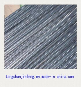 4mm 4.5mm 5mm Small Size Deformed Stainless Steel Rebars pictures & photos