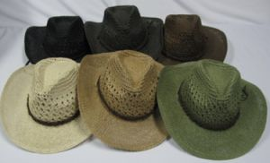 croched paper cowboy hat pictures & photos