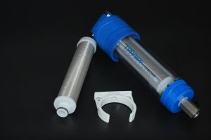 316 Stainless Steel 15 Micron Memebrane Pre-Filter with 1t Per Hour pictures & photos