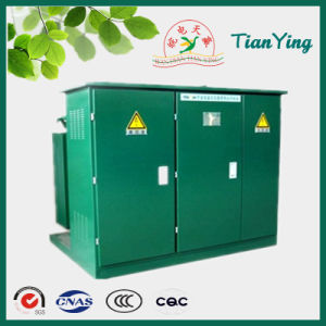 Substation, Box Type Electric Substation, China Substation