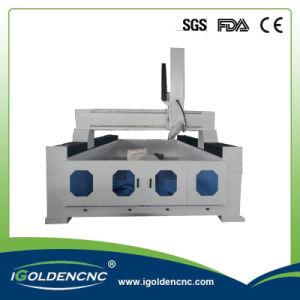 3D Curved Surface Machinery Foam Cutting CNC Machine Igf-2040 pictures & photos