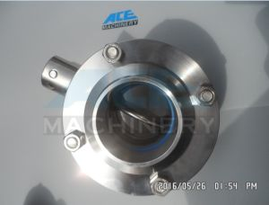 Sanitary Manual Butterfly Valve EPDM Seal (ACE-DF-6F) pictures & photos