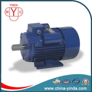 CE 3/4HP-7.5HP Single Phase AC Electrical Motor (Cast iron Housing) pictures & photos