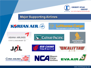 Air Shipping Service From China to United States&Canada