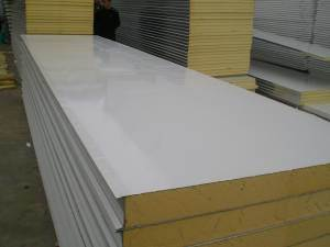 Rock Wool Sanwich Panels for Roof (DG9-014) pictures & photos