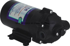 Lanshan 200gpd Diaphragm RO Booster Pump - Strong Self Priming, Designed for 0 Inlet Pressure RO Pump