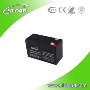 12V 7ah Deep Cycle Lead Acid Battery for Solar Inverter pictures & photos