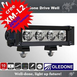 "Oledone 9"" 40W 3600lm Affordable ATV LED Light Barwd-4V10"