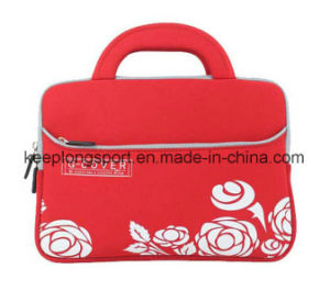 Fashionable Custom Neoprene Computer Bag with The Handle pictures & photos