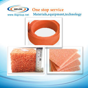 Lithium Ion Battery Copper Foam for Battery Cathode Substrate, Purity> 99.99% pictures & photos