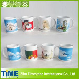 Stoneware Ceramic Promotional Coffee Mug (CM612074) pictures & photos