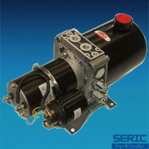 Hydraulic Power Units, Hydraulic Power Pack for Automobile Tailboard Lifting pictures & photos