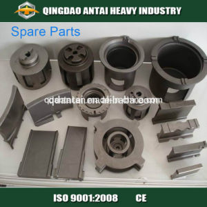 Wear Resistant Spare Parts of Shot Blasting Machine and Motor