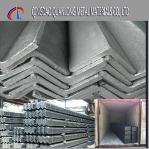 Ss400 St37 Q235 Galvanized Mild Steel Angle pictures & photos