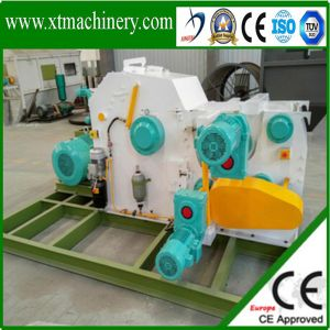 Biomass Plant Use, Good Quality Wood Shredder Machine pictures & photos