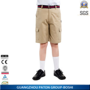 Factory Price for School Uniform, School Short Pants for Student Ll-31 pictures & photos