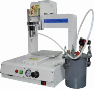 5 Axis Automatic Benchotop Dispensing Robot Epoxy Resin Industrial Glue Dispenser Machinery pictures & photos