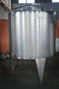 Stainless Steel 2000L Juice Mixing Tank pictures & photos