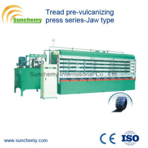 Top Qualified Rubber Tile Press pictures & photos