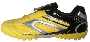 Soccer Indoor Footwear Turf Football Shoes (816-8961) pictures & photos