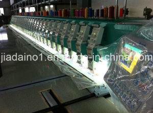 New and Heavy Flat Embroidery Machine pictures & photos