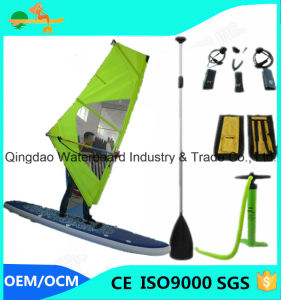 Hot Sales Advertising Windsurf Inflatable Sup Windsurfing Board