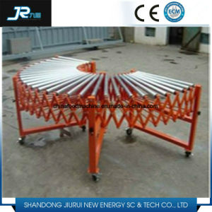 Industrial Ce Certificate Motorized Roller Conveyor for Heavy Machinery pictures & photos