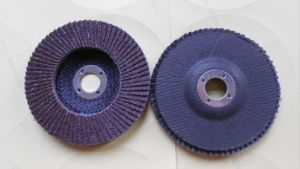 Abrasive Flap Disc with Silicon Oxide Material pictures & photos
