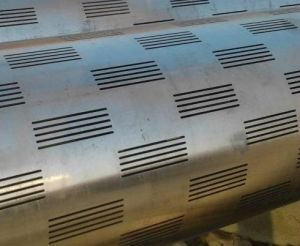 20 Inch Slotted Steel Pipe