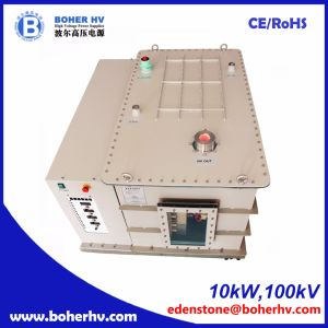 Electron beam welder high voltage power supply 10kW 100kV EB-380-10kW-100kV-F30A-B2kV pictures & photos