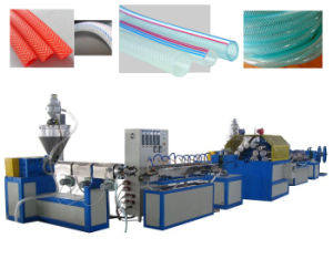 Plastic Fiber Reinforced Hose/Shower Pipe Machine pictures & photos