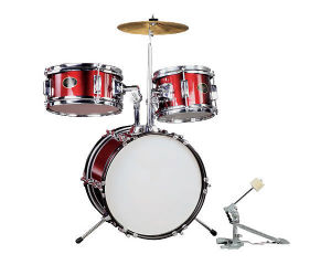 Junior Drum Set-3 Pieces (DP143P3) pictures & photos