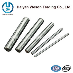 Carbon Steel Galvanized Full Threaded Rods pictures & photos
