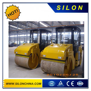 Chinese Lutong 6 Ton Double Drum Vibratory Roller Compactor (Ltc6) pictures & photos