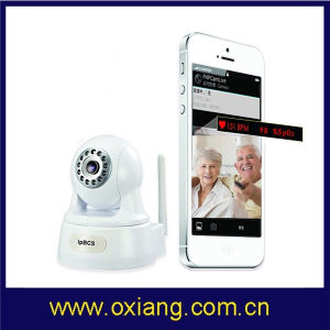 Hi-Resolution 720p WiFi IP P2p Camera Support Android and Ios pictures & photos