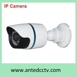 1080P Outdoor Bullet IP Camera with Poe for CCTV Surveillance System pictures & photos
