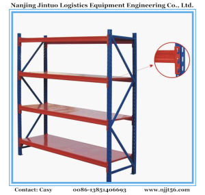 Heavy Duty Selective Pallet Racking for Warehouse Storage System pictures & photos
