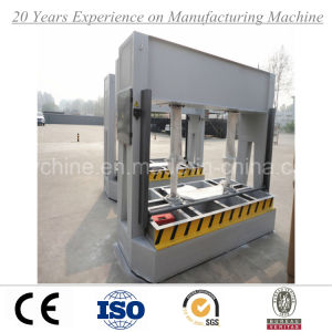 Woodworking Cold Pressing Machine Hydraulic Cold Press Machine pictures & photos