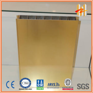 Aluminum Profiles for Ship Deck (ZW-TP-023)